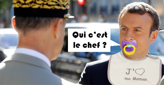 Au secours ! Rendez-nous Hollande !  Macron10