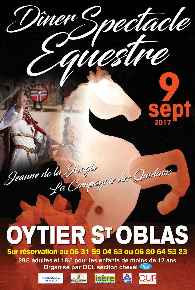 Dîner Spectacle Equestre 2017 Diner_11