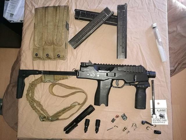Vente M14, M870, M4 pistol... 19023510