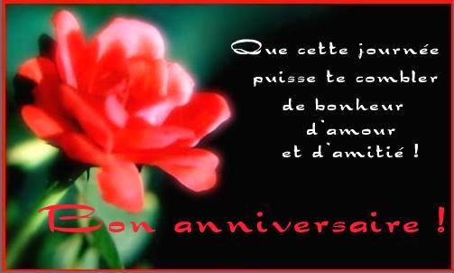 Joyeux Anniversaire .......Denise Annive11