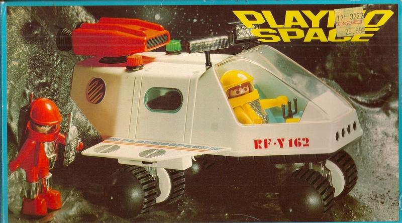 Playmobil thème Espace - Playmo Space - Playmospace 3534a10