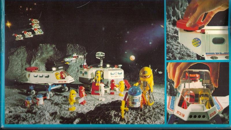 Playmobil thème Espace - Playmo Space - Playmospace 3534b10