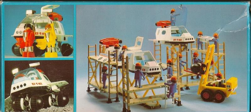 Playmobil thème Espace - Playmo Space - Playmospace 3534c10