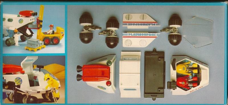 Playmobil thème Espace - Playmo Space - Playmospace 3534d10
