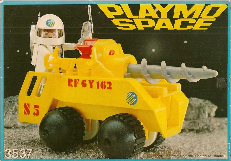 Playmobil thème Espace - Playmo Space - Playmospace 3537a10