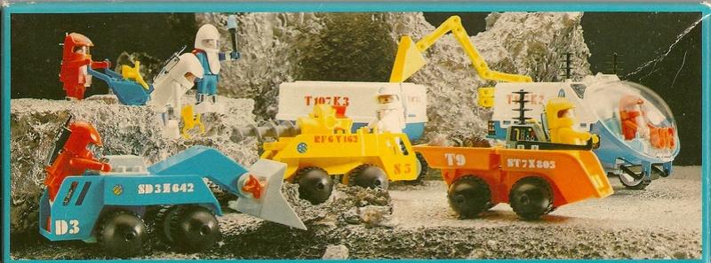Playmobil thème Espace - Playmo Space - Playmospace 3537d10