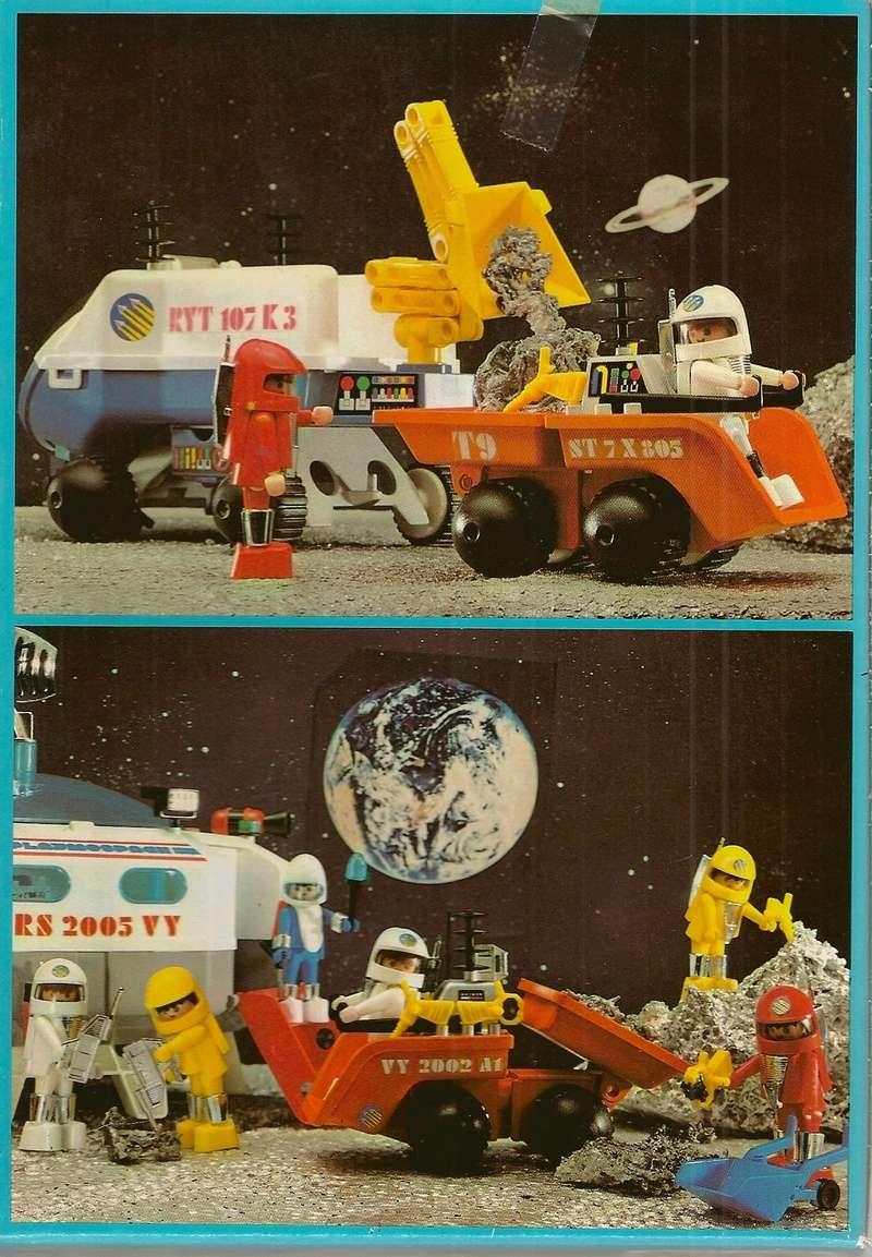 Playmobil thème Espace - Playmo Space - Playmospace 3558c10