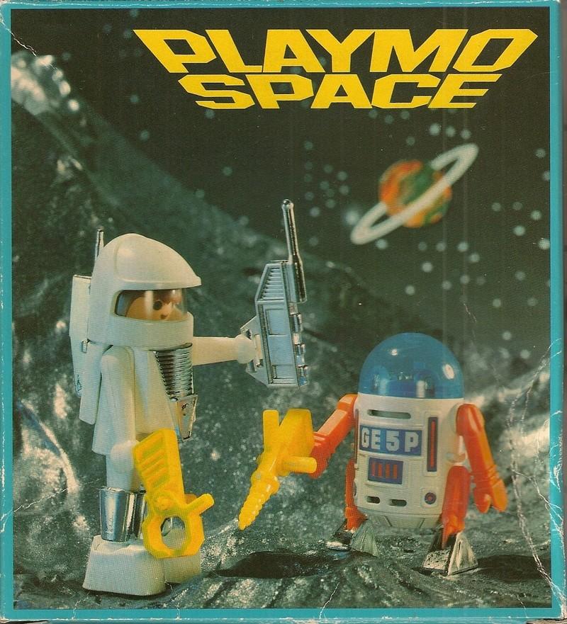 Playmobil thème Espace - Playmo Space - Playmospace Scanne17