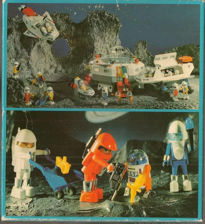 Playmobil thème Espace - Playmo Space - Playmospace Scanne18