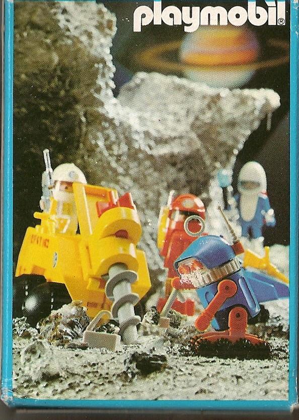 Playmobil thème Espace - Playmo Space - Playmospace Scanne19