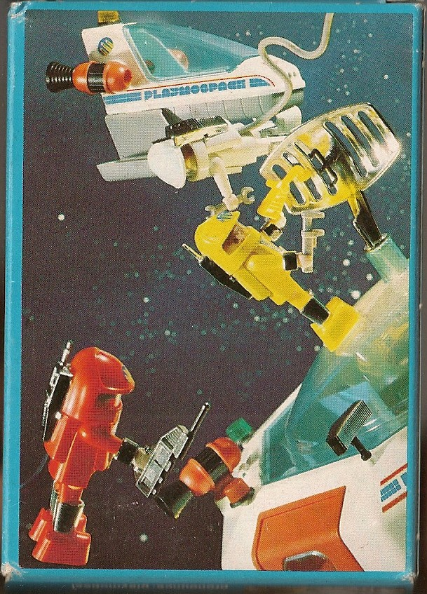 Playmobil thème Espace - Playmo Space - Playmospace Scanne20