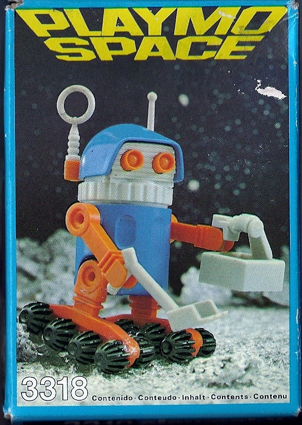 Playmobil thème Espace - Playmo Space - Playmospace Scanne24