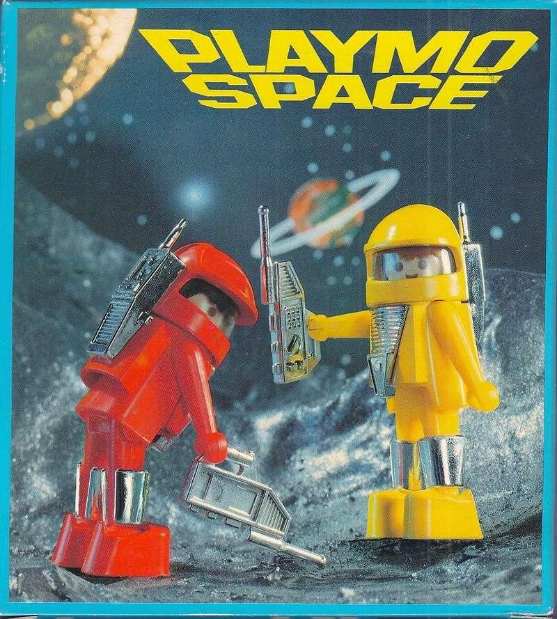 Playmobil thème Espace - Playmo Space - Playmospace Scanne28