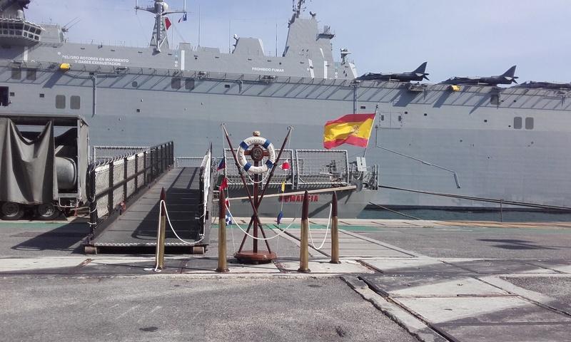 [LES PORTS MILITAIRES DE MÉTROPOLE] Mouvements de Bâtiments dans la rade de Toulon - Page 15 05512