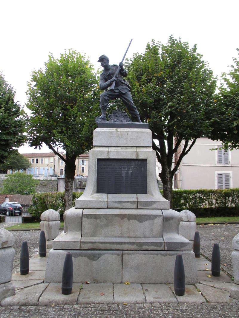 [ Histoires et histoire ] Monuments aux morts originaux Français Tome 2 - Page 2 31810