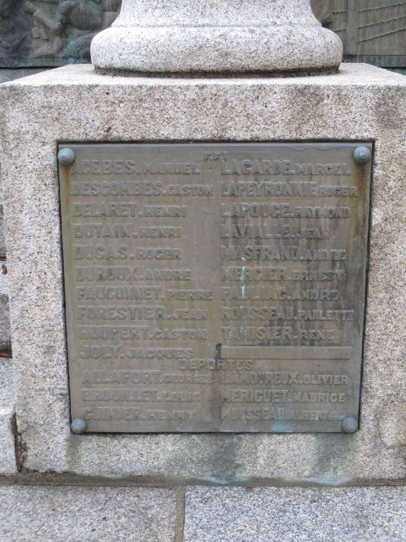 [ Histoires et histoire ] Monuments aux morts originaux Français Tome 2 - Page 2 34210