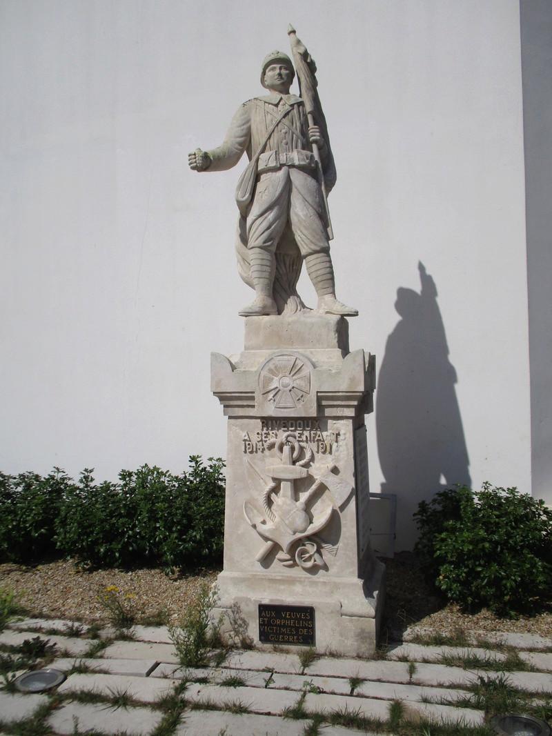 [ Histoires et histoire ] Monuments aux morts originaux Français Tome 2 - Page 2 36510