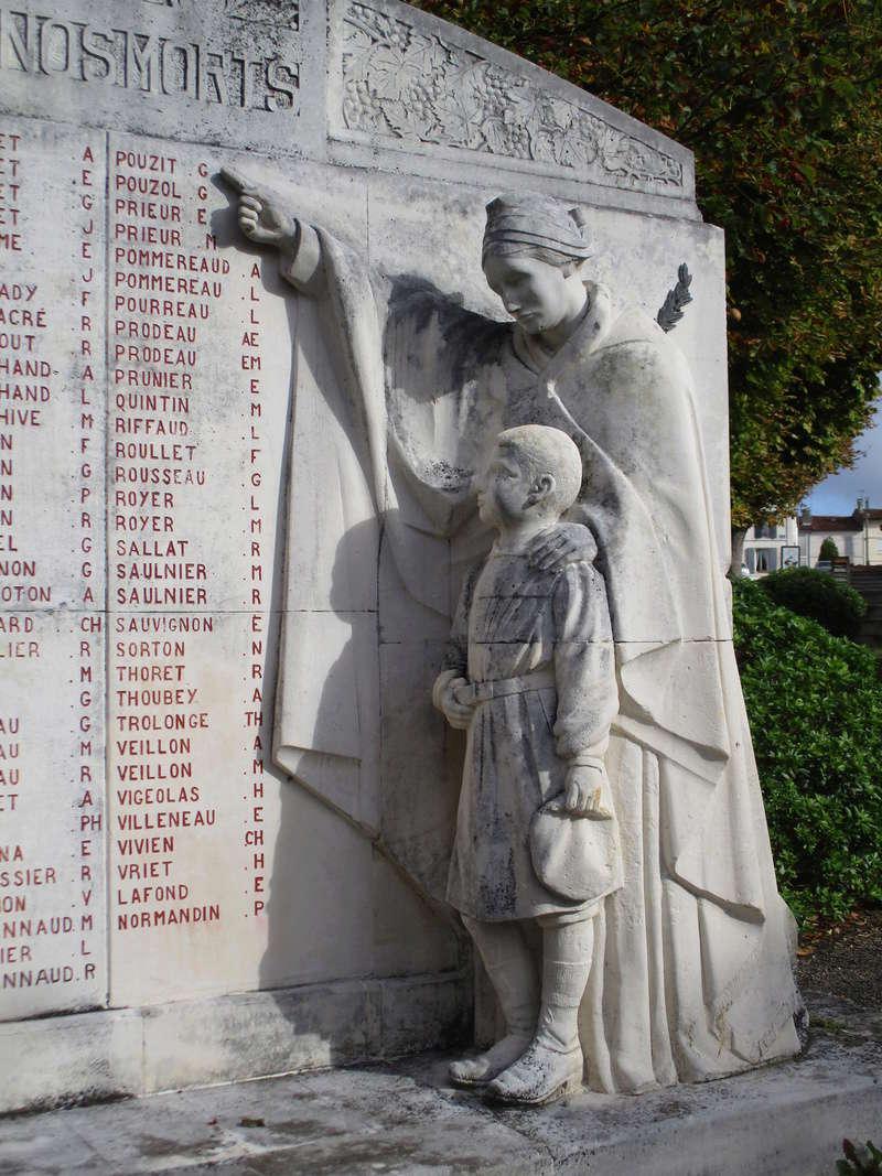 [ Histoires et histoire ] Monuments aux morts originaux Français Tome 2 47310