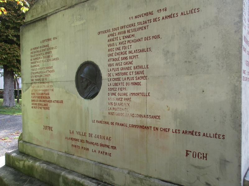 [ Histoires et histoire ] Monuments aux morts originaux Français Tome 2 47410