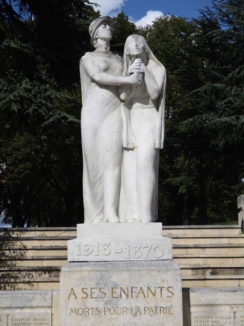[ Histoires et histoire ] Monuments aux morts originaux Français Tome 2 - Page 2 55310