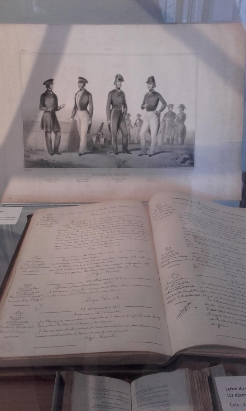 [Les musées en rapport avec la marine] Informations du Musée de la Marine - Page 3 85210