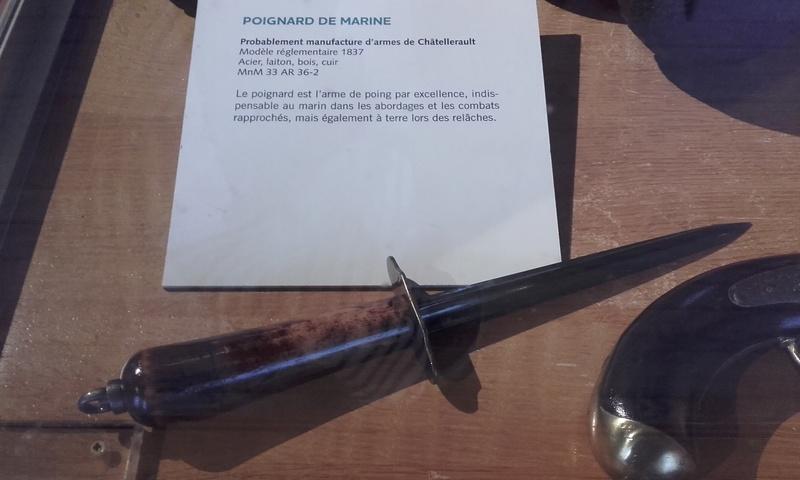 [Les musées en rapport avec la marine] Informations du Musée de la Marine - Page 3 86410