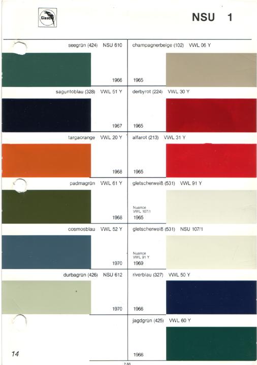 Plaque aluminium Colorc10