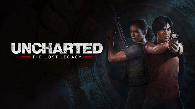 Uncharted: the lost legacy PS4 31032510