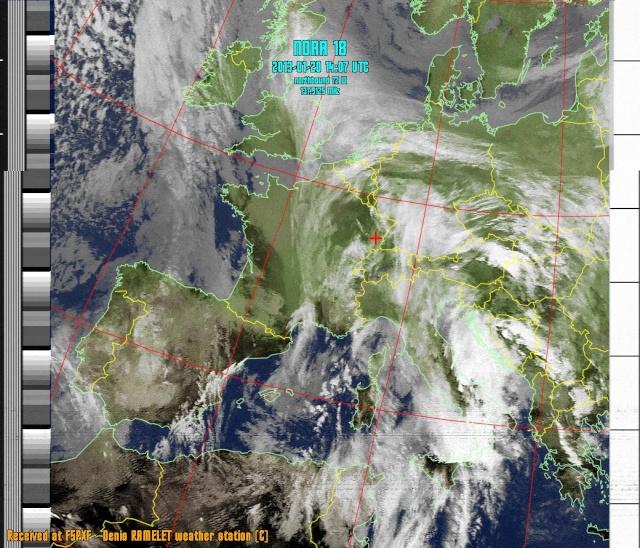 NOAA 19 le 13/11/2011 à 14H30 loc. Noaa-113