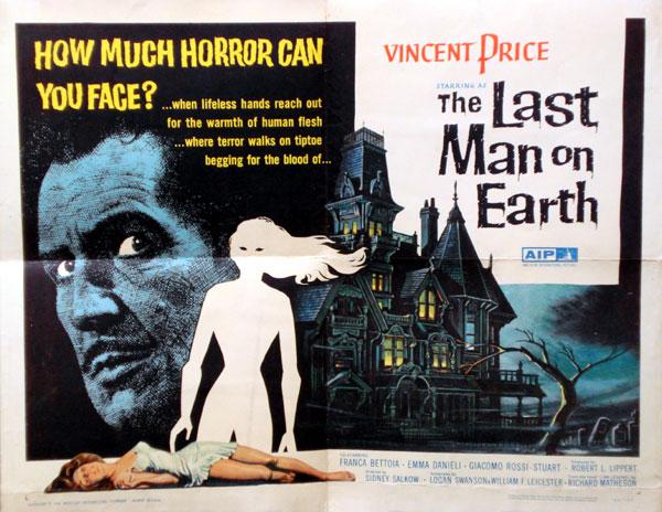 Je suis une légende (The Last Man on Earth) Affich12