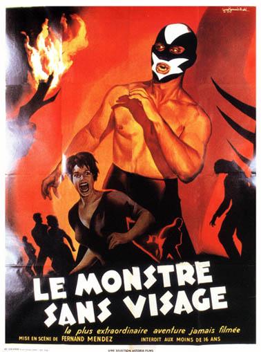 Le Monstre Sans Visage (Ladron de Cadaveres) En983210