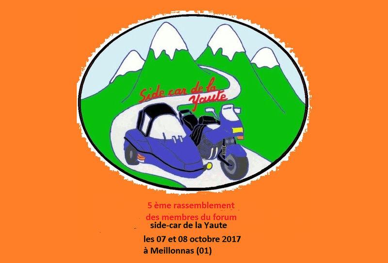 5 ème rassemblement des membres du forum à MEILLONNAS (01) les 06,07 et 08 octobre 2017 Meillo10