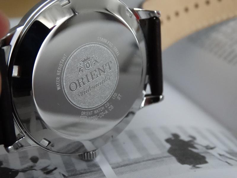 [Revue] Orient - Bambino III - FAC0000EW0 Dsc01419