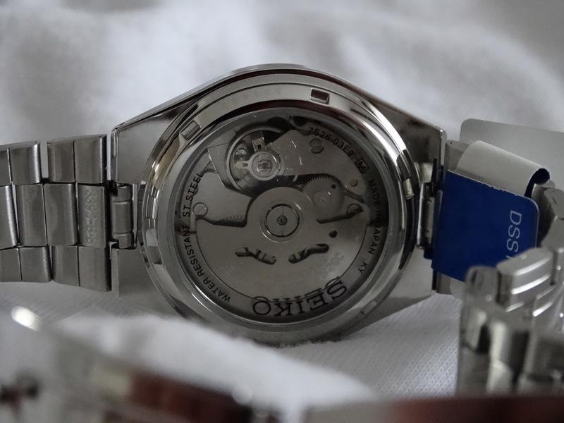 [Vendue] Seiko 5 - SNKG35J1 Dsc01433