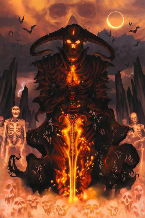 Demônio Abaddon Tumblr16
