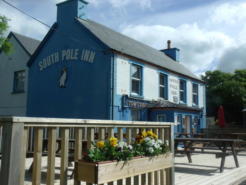 The run to the South Pole Inn,  11053010
