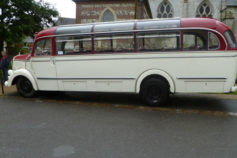 Transports HANGARD  08111