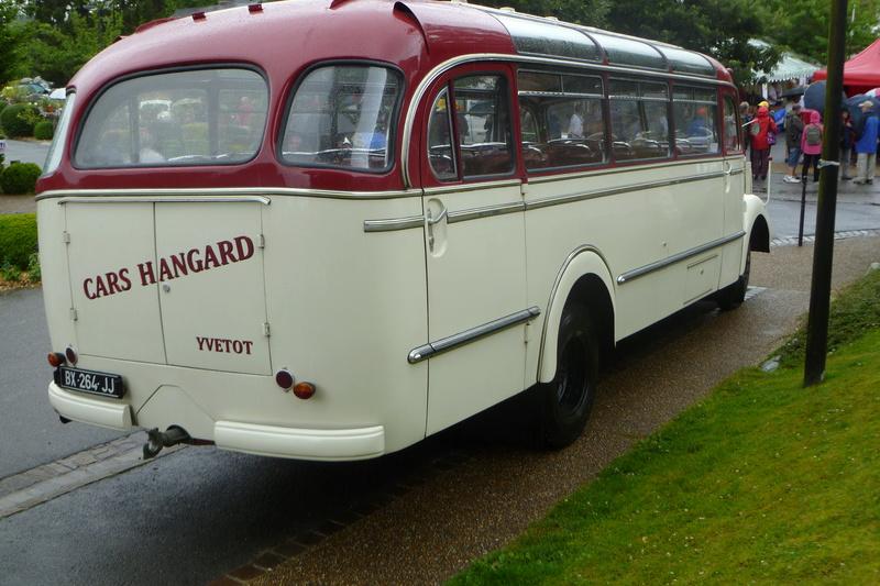 Transports HANGARD  09910