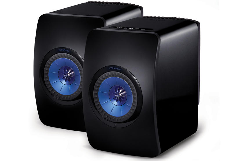 KEF LS50 Active Wireless speakers Kef_ls10