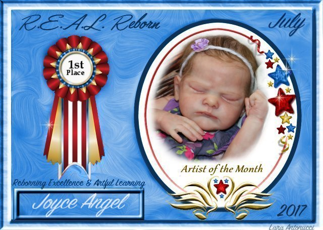 2017 AOTM JULY Contest Winner Logo - JOYCE ANGEL 2017_j10