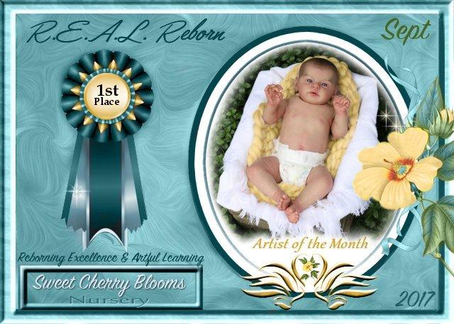 2017 AOTM SEPTEMBER Contest Winner Logo - Angela of Sweet Little Cherry Blooms Nursery  Aotm_212