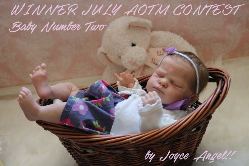 AOTM JULY 2017 Contest Winner is Joyce Angel Winner12