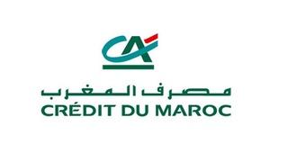 مصرف المغرب - Crédit du Maroc : توظيف مكلفين و اطر و مسؤولين بعدة مدن توظيفات شهر شتنبر 2017 Credit10