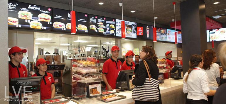 شركة MAWARID MAROCAINE - قطاع المطاعم : توظيف 20 منصب مستخدم متعدد الخدمات المطعم بمدينة الدارالبيضاء  Mawari10