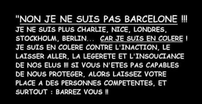 HALTE A LA BARBARIE 20992910