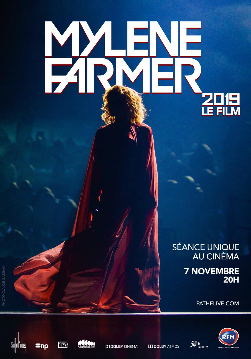 [Film] Live 2019 au cinéma le 7 novembre 2019  Affich13