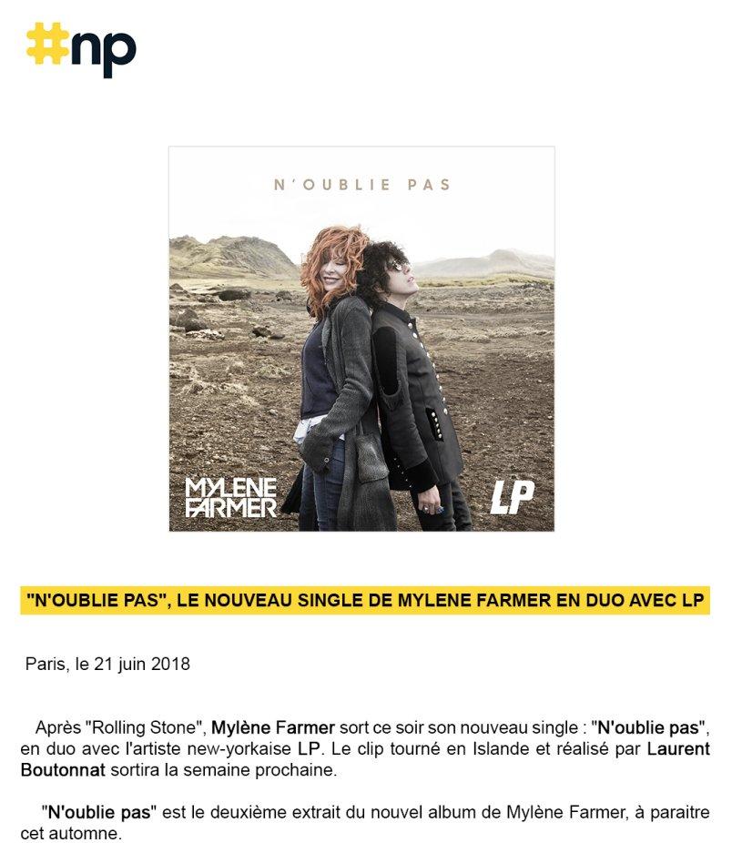 """[2ème single] """"N'oublie pas"""" en feat. avec LP - Page 3 Commun10"""