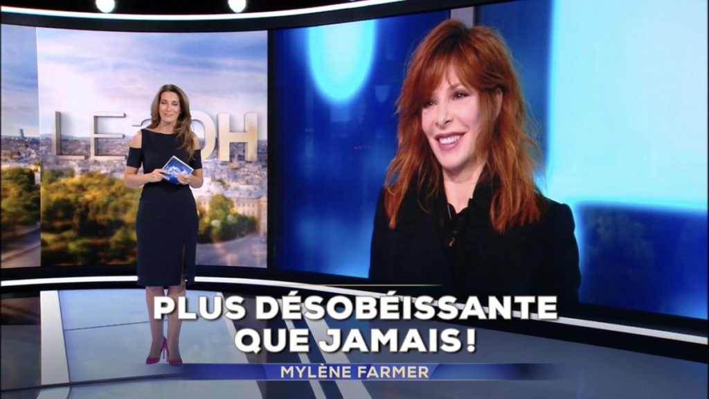 JT de TF1 - Interview le 30 septembre 2018 Mf_jt_11