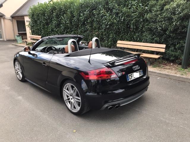 Nouveau propriétaire d'une Audi TTS Roadster 93b7c510