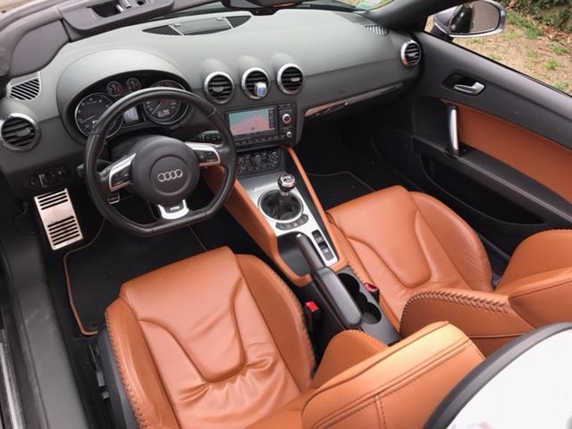 Nouveau propriétaire d'une Audi TTS Roadster Afd66610